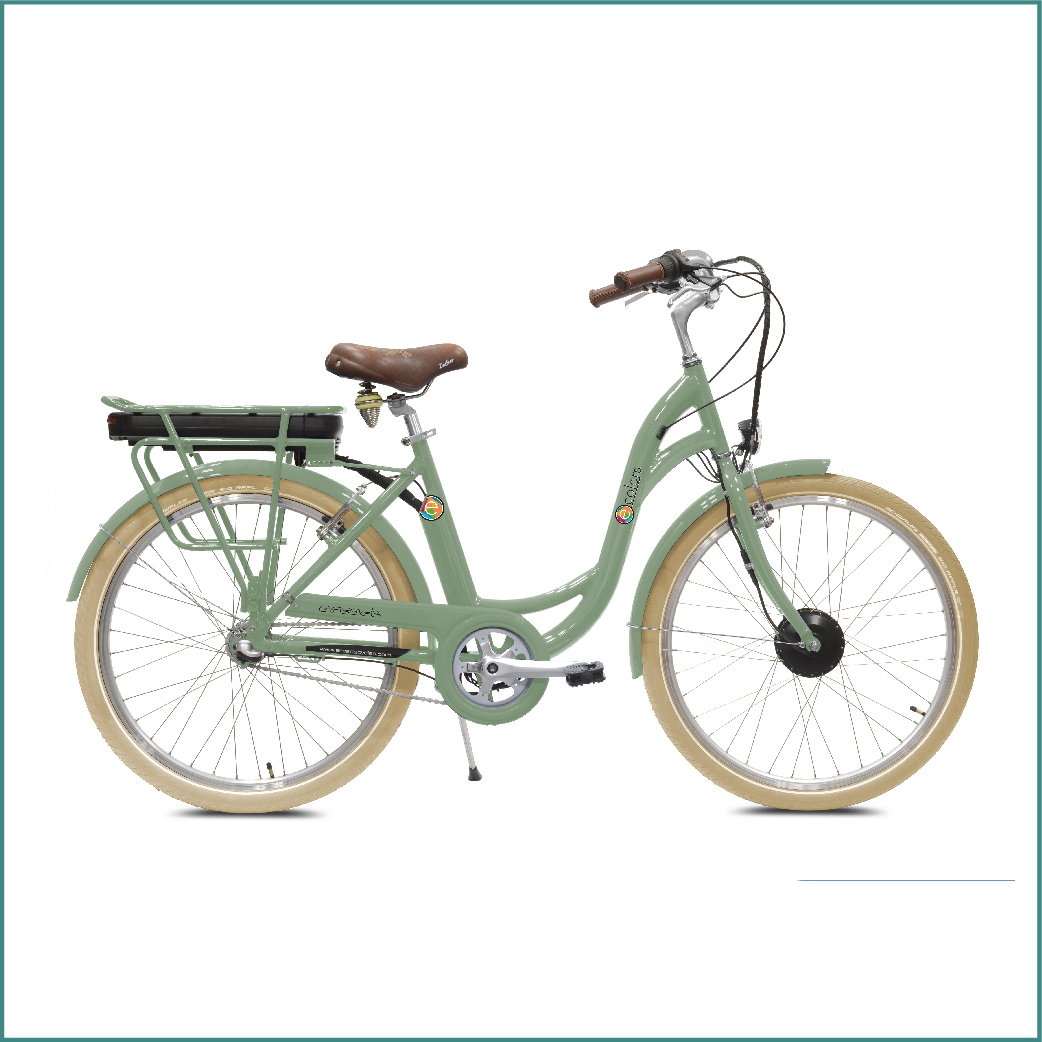 Vélo Arcade Ecolors Vert